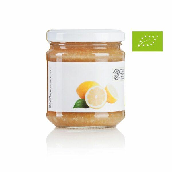 Bio-Zitronen-Kompott-Konfituere-210g
