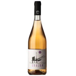 Weißwein 'Grajan' von San Ruggiero 0,75l | Apulien, Italien | Rebe: Nero di Troia